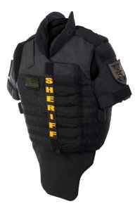 Front Opening Tactical Vest