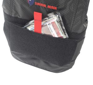 Integrated Med Kit Pocket