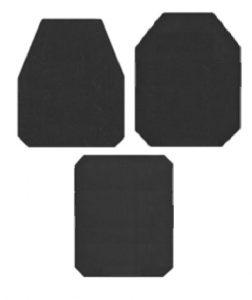 SA-AR500 Bullet ResistantPlate