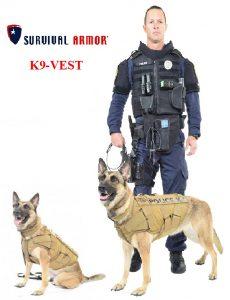 Survival Armor K9Vest