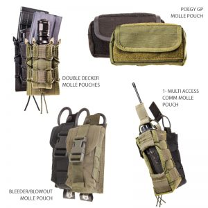 HSGI Swat/Tactical Pouch Pack