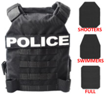 SAPC Shooters Kit with 4S17Plates