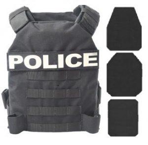 SAPC Shooters Kit with AR500Plates