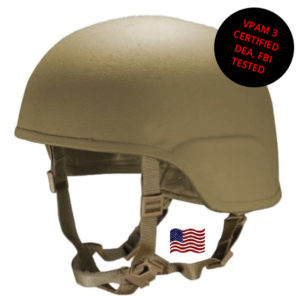 SA-ACH BUSHWACKER Level IIIA Helmet
